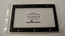 Licensed GM Restoration - Highway Stars Coil pack/Ignition module GASKET #25526450 LGM for 1986 1987 Buick Turbo Regal Grand National and GNX