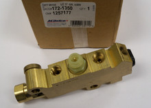 Brake proportioning valve for 1973 - 1978 GMC Motorhome Vin TZE sold through Highway Stars
