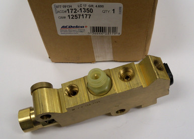 Brake proportioning valve for 1973 - 1978 GMC Motorhome Vin TZE sold through Highway Stars