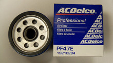 PF77E part # 19210284 replaces PF47 oil filter which is available through Highway Stars