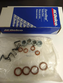 ACDelco Front brake caliper mounting hardware for both sides  stock 1986 1987 Grand National Turbo Regal