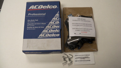 ACDelco Ceramic - Professional  brakes for Buick Grand National