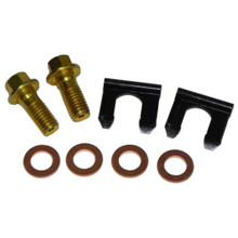 1978-99 GM 10mm x 1.5 Banjo Bolts, Crush Washers, and Hose Clips for 1986 1987 Buick Grand National