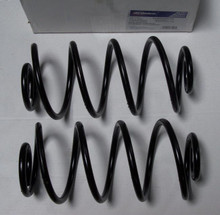 Springs - Rear Suspension Coil Springs (Pair) - ACDelco