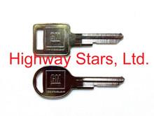 Key Blanks - GM 1987-1990 (set of 2)