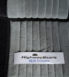 Interior-Regal GN Rear Seat cove - Exclusive material