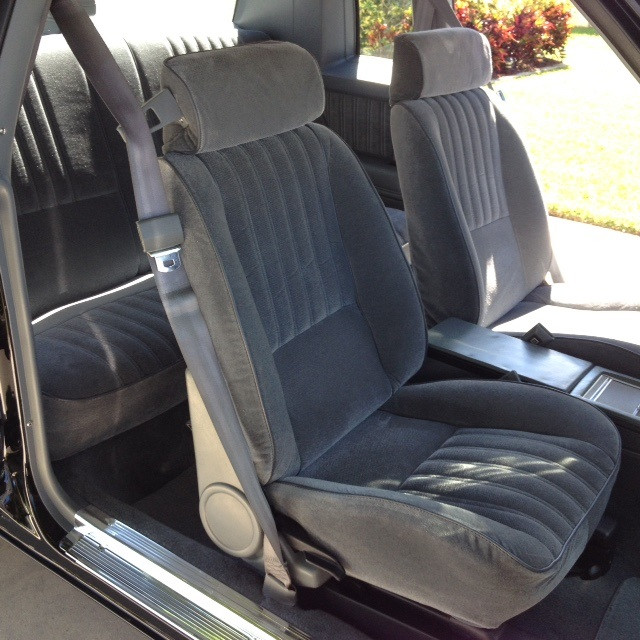 Awe Inspiring Interior Full Regal 1987 Turbo T 1986 T Type Gray Seat Covers Complete Set Front Buckets Headrests Rear Seat Bralicious Painted Fabric Chair Ideas Braliciousco