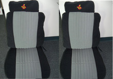 Interior Seat Covers-GN Palex Bucket Front Seats (2) With Turbo 6 Headrest