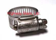 Hose Clamp - OEM - All Stainless 012 Std