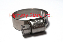All Stainless Steel #10 extended tang hose clamp OEM Ideal Tridon