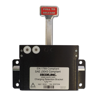 Charging Retention Bracket - SSCOR VX-2®