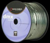 Accu Cable 300 Ft Spool 5 Pin DMX Cable / AC5CDMX300