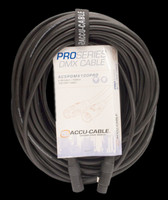 Accu Cable 100 Ft 5 Pin DMX PRO Cable / AC5PDMX100PRO