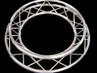 "Global Truss F33 12"" Triangular Circle Construct / 6.56' (2.0m)"