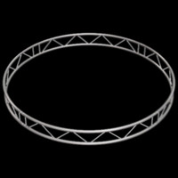 "Global Truss 12"" I Beam Vertical / Horizontal Circle / 6.56ft. (2.0m)"