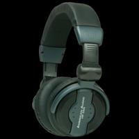 American Audio HP 550 Pro Professional Powered DJ Headphones