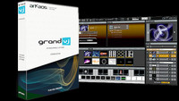 ADJ ArKaos Grand VJ 2.0 Software Real Time HD Video Mixing
