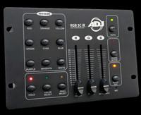 American DJ RGB-3C IR 3-channel RGB LED Controller