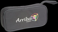 Arriba Basic DJ Microphone Soft Padded Storage Case