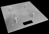 """Global Truss 20"""" x 20"""" Aluminum Truss Base Plate"""
