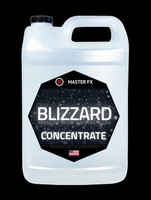Master FX Blizzard In a Bottle Concentrate Snow Machine Snow Fluid