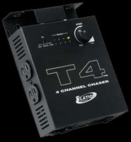 ADJ T4 / 4 Channel Sound-To-Light Chase Controller