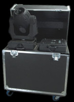 Elation Dual Road Case for Elation Design Series Moving Head Lights