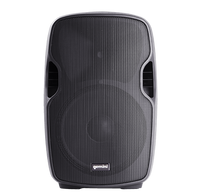 "Gemini AS-08BLU 8"" Powered Bluetooth Loudspeaker"