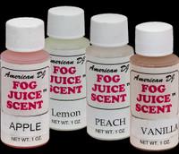 American DJ Fog Scents Aromatic Fog Machine Scents