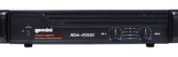 Gemini XGA-2000 / 2000 Watt Power Amplifier
