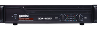 Gemini XGA-4000 / 4000W Nightclub Power Amplifier