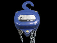 Global Truss Chain Hoist 30 / Manual 1 Ton Hoist