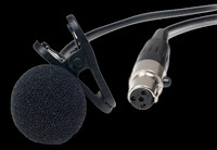 CAD Cardioid Condenser Lavalier Microphone / WXLAV