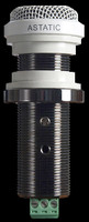 """CAD Astatic Omnidirectional """"button"""" Microphone w/ Limiting Circuitry"""