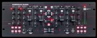 American Audio 19MXR 4-Channel MIDI DJ Audio Mixer