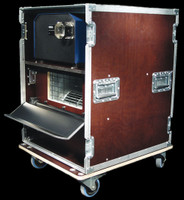 Look Solutions ORKA Fog Machine / Flight Case Combo Package