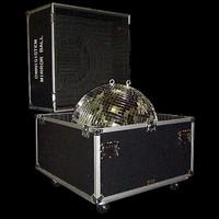 """Phantom Dynamics 24"""" Mirror Ball Flight / Road Case"""
