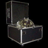 "Omnisistem 36"" Mirror Ball Flight / Road Case"