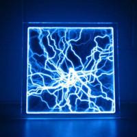 Plasma Glass Electric Plasma Displays