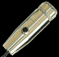 "CAD 19"" Cardioid Dynamic Microphone w/ DPDT Push to Talk"