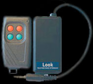 Look Solutions TF-1115 Radio Remote for Tiny FX Fog Machine