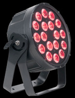 Elation Six Par 300 IP IP65 Rated LED Par Can Light / RGBAW+UV