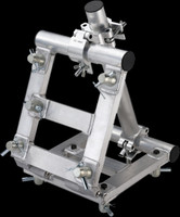 "Global Truss F34 12"" Box Truss Variable Angle Corner Junction"
