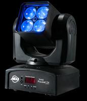 ADJ Inno Pocket Z4 mini ZOOM Moving Head Beam Light