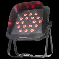 ADJ Flat Par TRI18XS TRI LED Par Can Stage Light Fixture