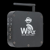 ADJ WiFLY EXR Battery / Wireless DMX Transceiver / Battery Powered