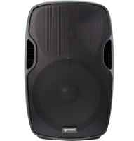 "Gemini AS-15BLU 15"" Active Loudspeaker w/ Bluetooth / Multimedia"