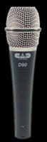 CAD D90 Premium Supercardioid Dymanic Handheld Microphone