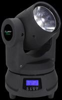 Blizzard Lighting Flurry Beam LED RGBW Mini Moving Head Club Light
