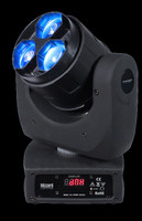 Blizzard Lighting Stiletto Z3 RGBW Mini Moving Head DJ Light w/ Zoom